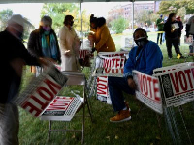 Election Over, Activists Prepare To Hold Officials Accountable