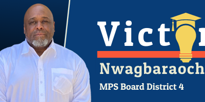Nwagbaraocha Discusses Candidacy for MPS Board
