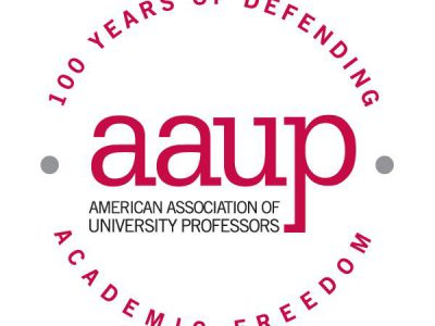 AAUP Submits Resolution to Academic Senate Calling for Suspension of Budget Cut Process