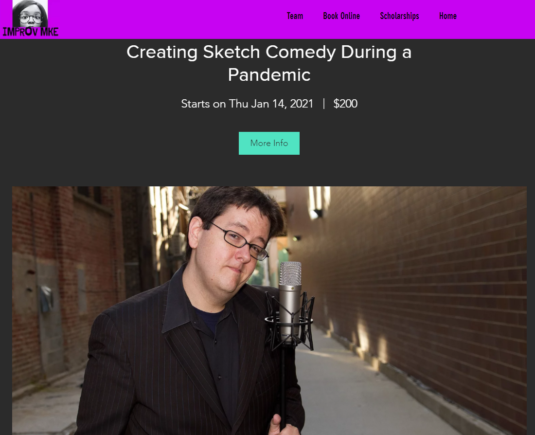 Creating Sketch Comedy During a Pandemic