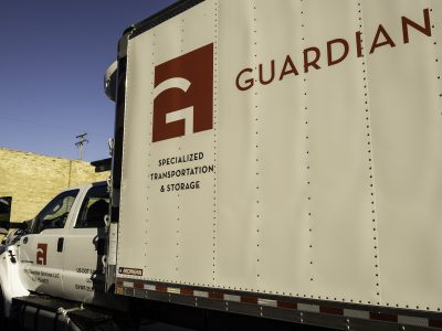 Guardian Adds New Midwest Shuttles with Custom-Built Truck
