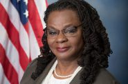 Gwen Moore. Photo is in the Public Domain.