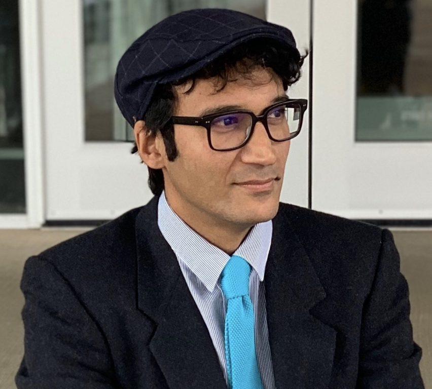 Mariano Avila. Photo courtesy of Milwaukee PBS.