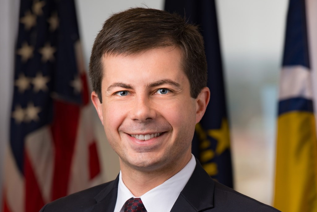 Pete Buttigieg. Photo from the City of South Bend, Indiana.