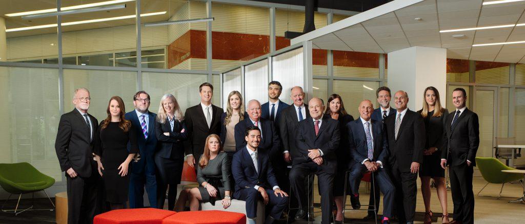 Gimbel, Reilly, Guerin & Brown, LLP group photo taken May 2020. Photo courtesy of Gimbel, Reilly, Guerin & Brown, LLP.