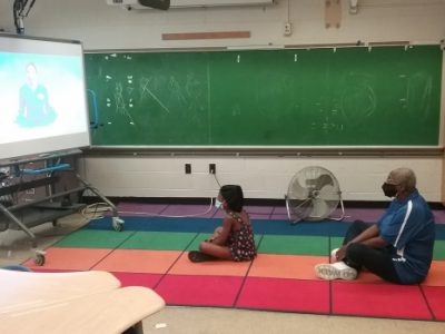 Families Struggle With Child Care Amid School Closures, Virtual Learning