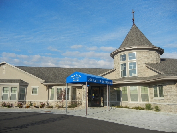 Our Lady of the Angels Convent in Greenfield, Wisc. Photo courtesy of School Sisters of St. Francis