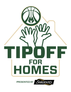 Milwaukee Bucks and Sargento Foods Bring Back 'Tipoff for Homes' Initiative for 2020-21 Season