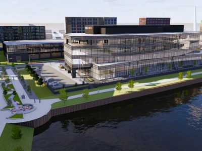 Eyes on Milwaukee: Rite-Hite Expands Planned Headquarters