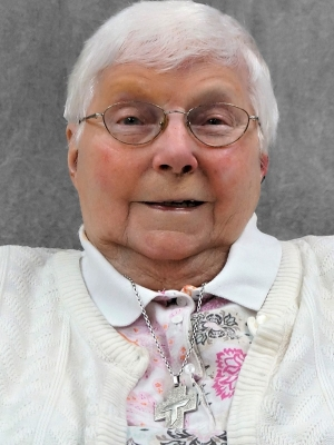 Sister Joesphine Seier. Photo courtesy of School Sisters of St. Francis
