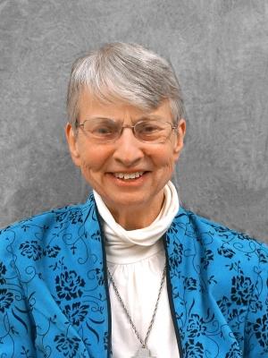 Sister Marie June Skender. Photo courtesy of School Sisters of St. Francis