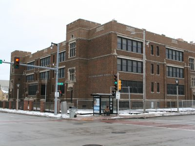 Eyes on Milwaukee: Wiegand Still Redeveloping Wisconsin Avenue School