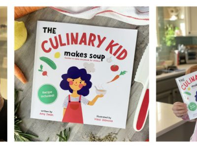 Two Wisconsin moms self-publish a new style of children's recipe book, becomes instant #1 New Release
