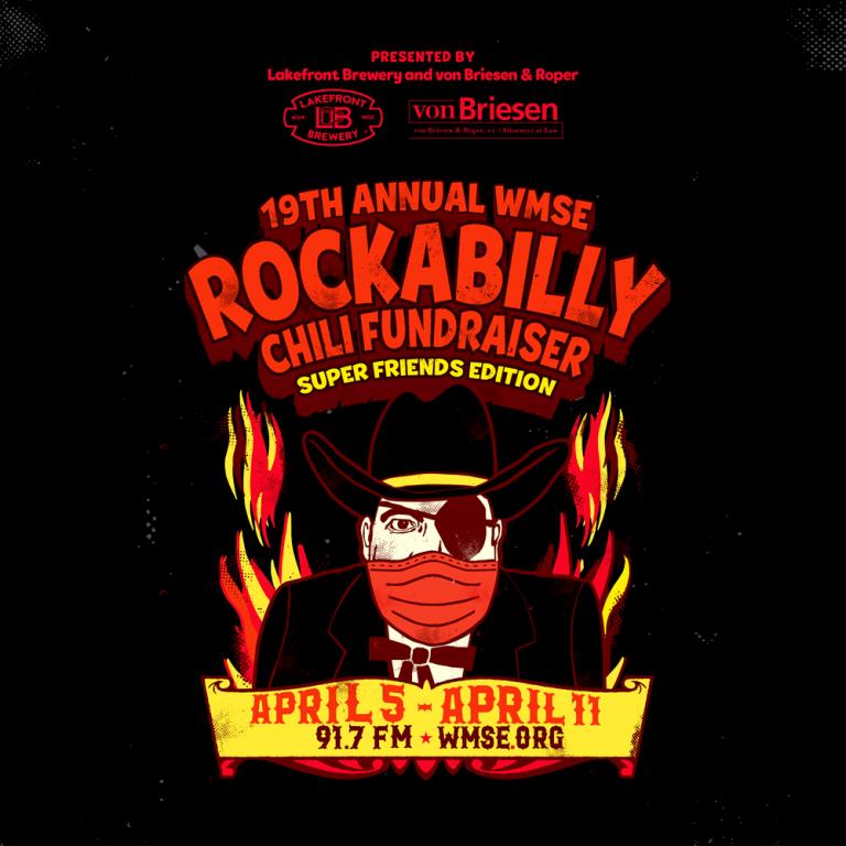 WMSE Rockabilly Chili