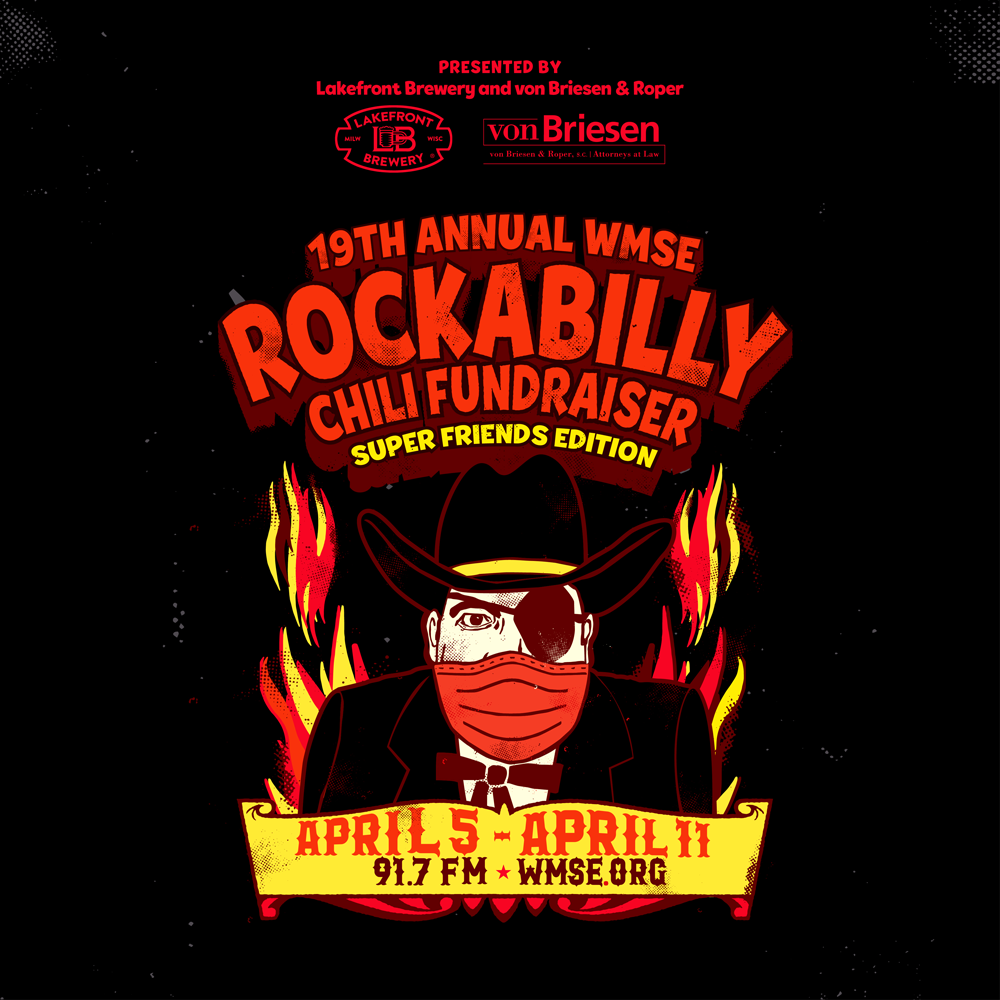 WMSE's 19th annual Rockabilly Chili will go on!