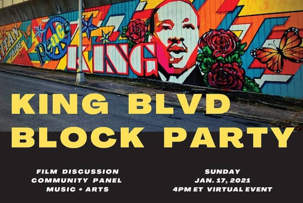 King Blvd Block Party