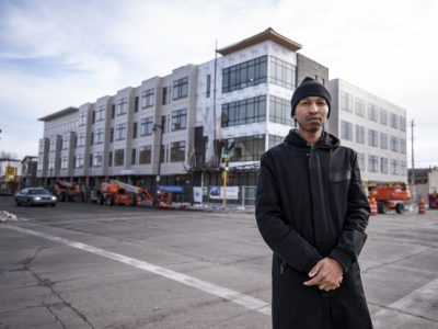 Que El-Amin Is Growing City's Affordable Housing