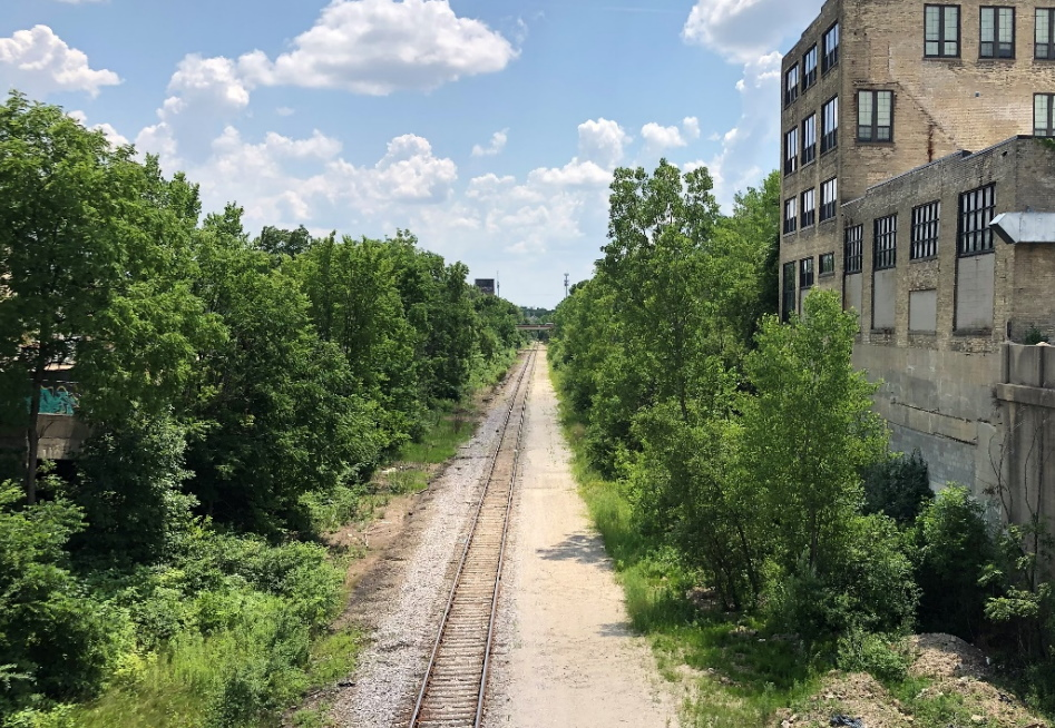 30th Street Corridor. Image from the City of Milwaukee.