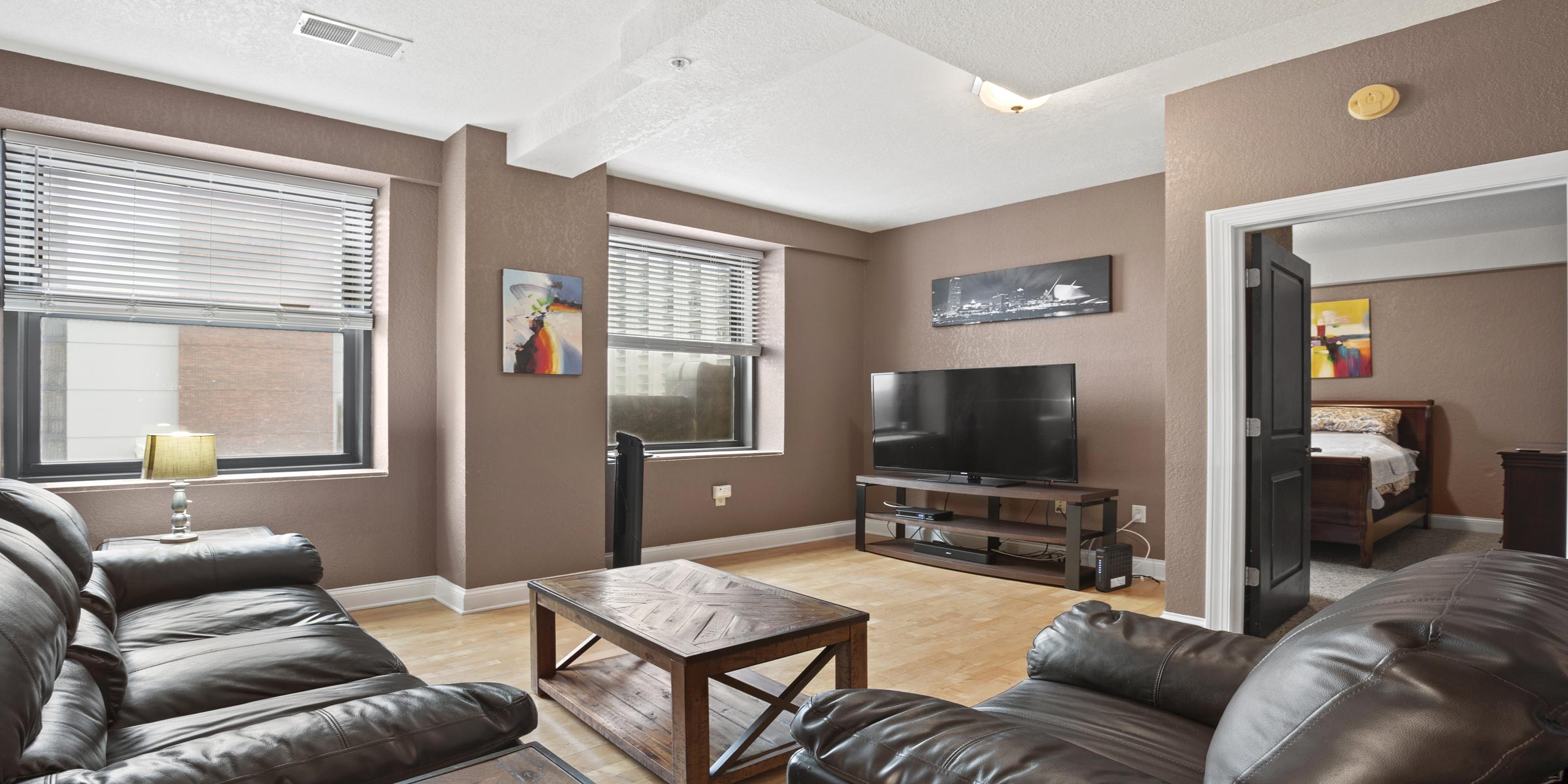 606 W. Wisconsin Ave., Unit 301. Photo courtesy of Corley Real Estate.
