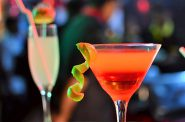 Cocktails. Photo by Michael Shehan Obeysekera, CC BY 2.0 , via Wikimedia Commons