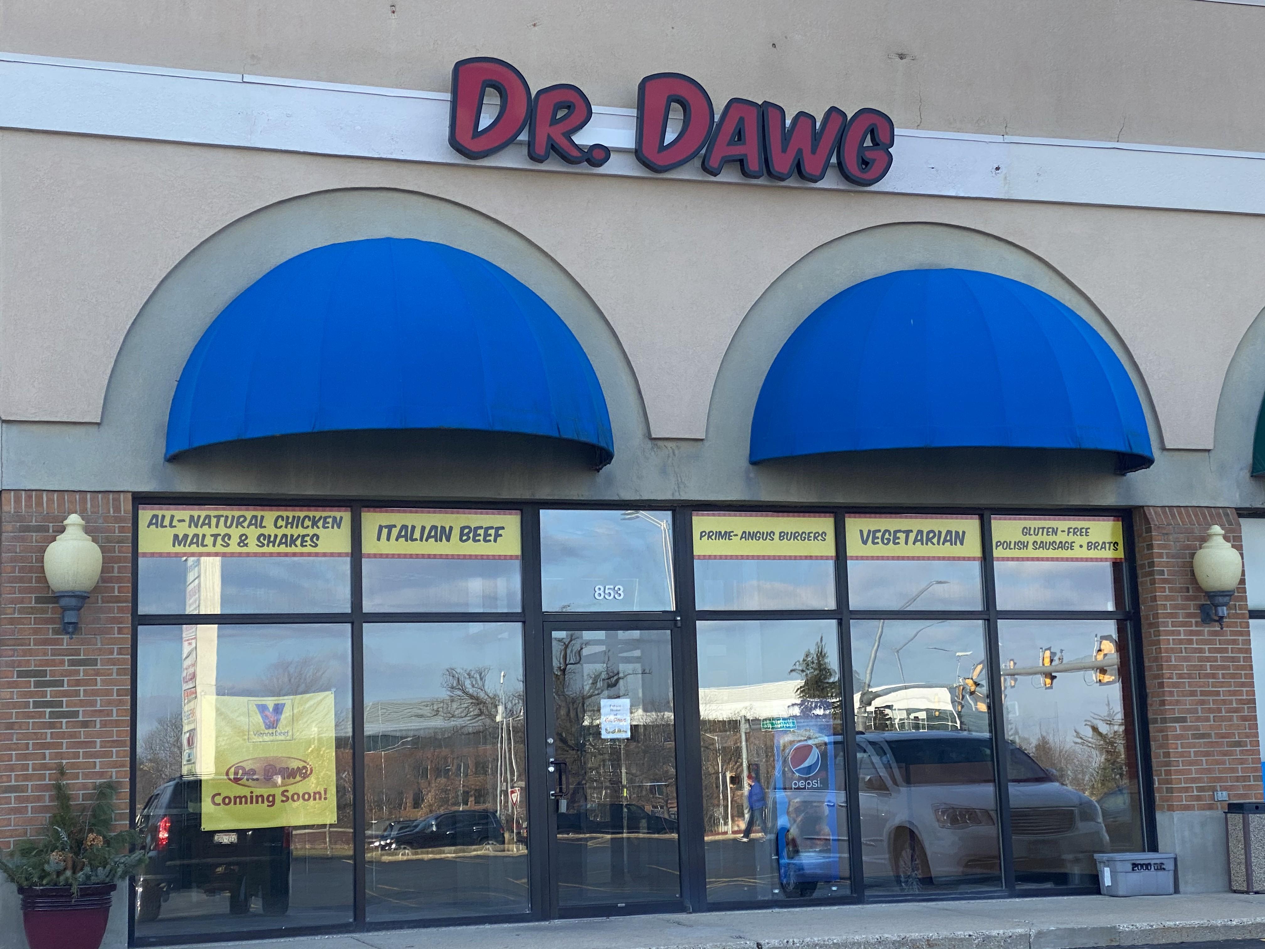 Dr. Dawg, 853 N. Mayfair Rd. Photo courtesy of Dr. Dawg.