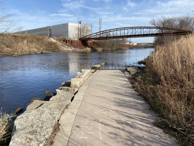 Milwaukee Walks: Three Bridges Park Is a Living Museum