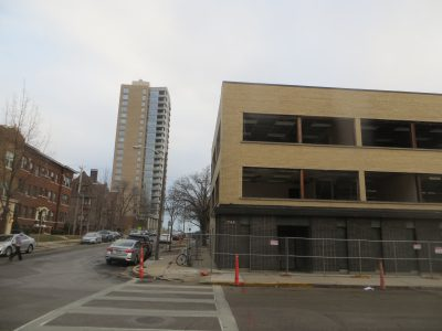 Plenty of Horne: East Side Demo Underway for Saint John's Surface Parking Lot