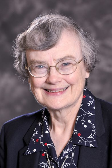 Ellen Lorenz. Photo courtesy of Mount Mary University.