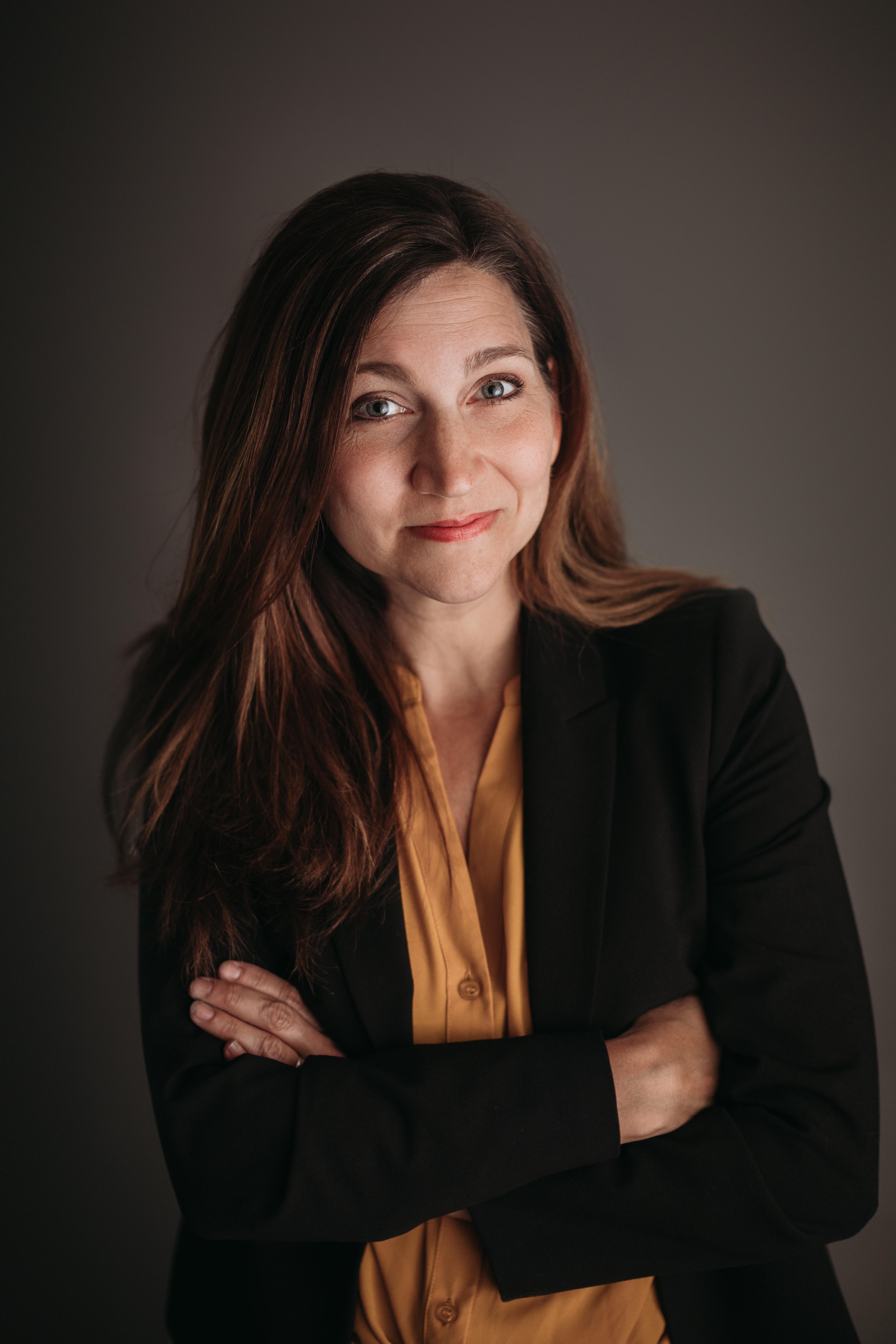 Melissa Winker. Photo courtesy of Winker for Wisconsin.