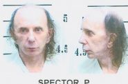Phil Spector. Photo from the California Department of Corrections and Rehabilitation.