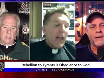 Two Priests Blame Antifa for Capitol Riot