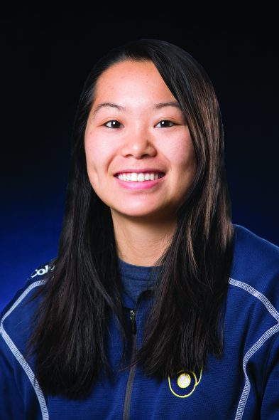 Theresa Lau. Photo courtesy of the Milwaukee Brewers.