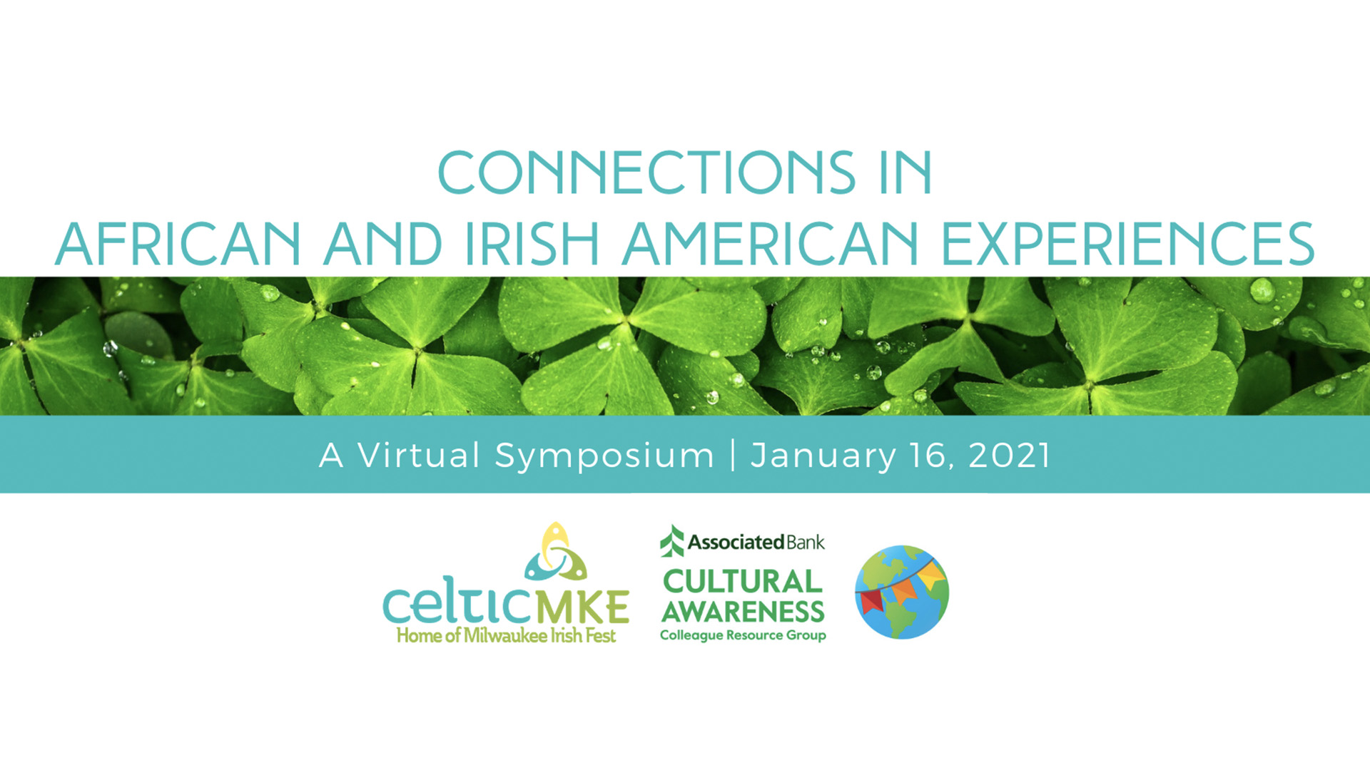 Connections in African & Irish American Experiences