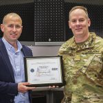 ESGR Recognizes MOTIS Brands CEO Richard Spratt with Patriot Award