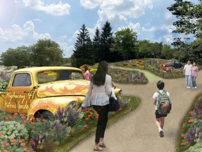 MKE County: Wilson Park Garden Project Delayed