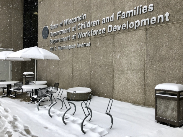 The Wisconsin Department of Children and Families is hearing that counties need increased funding to address rising caseloads and costs for counties related to parental drug abuse. Danielle Kaeding/WPR