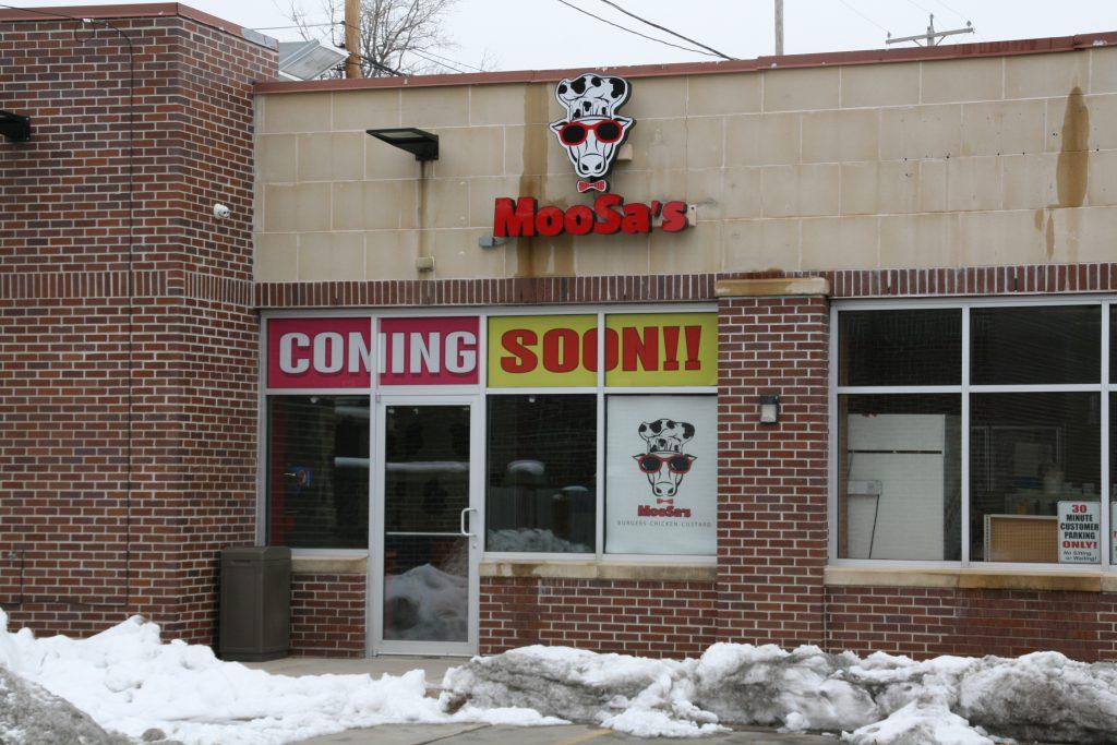 MooSa's is coming to 405 N. 27th St. Photo by Jeramey Jannene.
