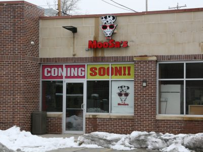 Dining: New Burger Joint in Merrill Park