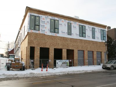 Friday Photos: New Bay View Project Takes Its Place