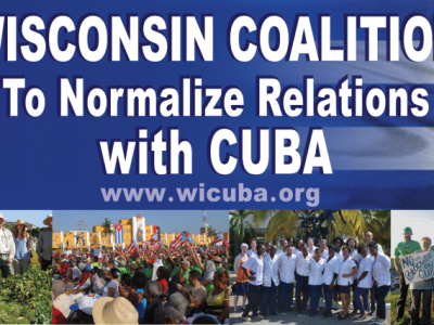 MPS Board Joins Dozens of Cities, States and Labor Councils in urging Better Relations with Cuba