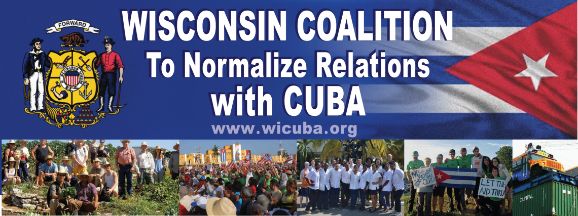Sunday's Caravan and County Board Call for Normal Relations with Cuba