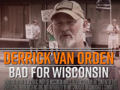 Wisconsin Democrats Release Ad Highlighting Dangers of Derrick Van Orden
