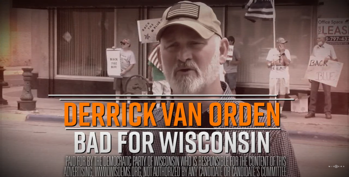 Wisconsin Democrats Release Ad Highlighting Dangers of Derrick Van Orden