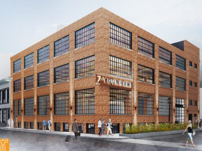 Plats and Parcels: Redevelopment Restarts on Walker's Point Building