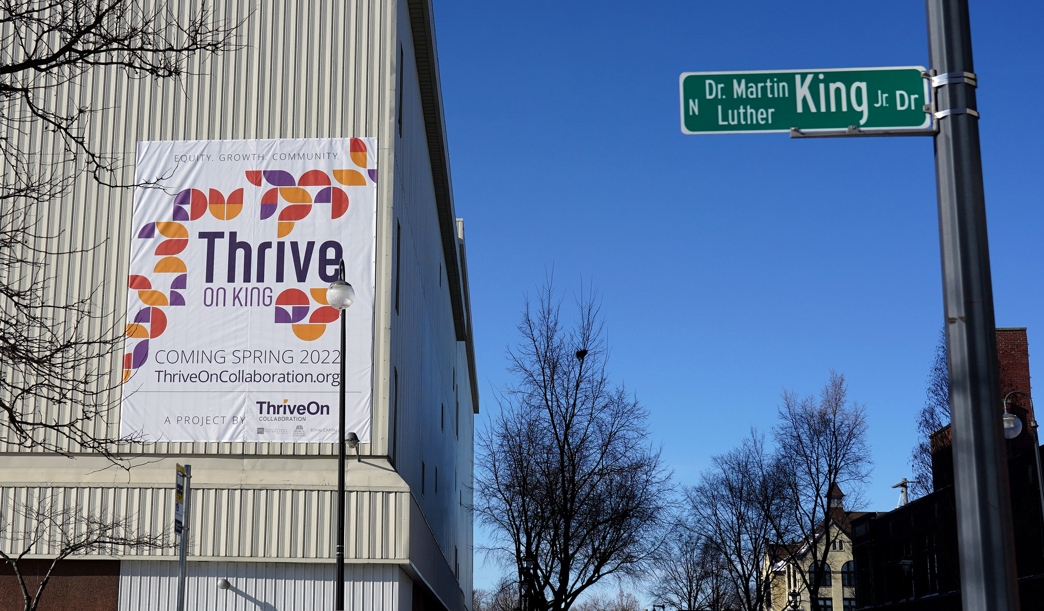 COVID-19 has complicated the start date of the project, but the ThriveOn Collaboration hopes to begin renovating sometime this spring. Photo provided by the Greater Milwaukee Foundation.