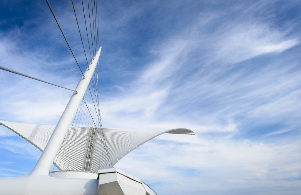 Milwaukee Art Museum. Photo courtesy of the Milwaukee Art Museum.