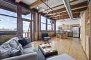 215 W. Maple St., #404. Photo courtesy of Corley Real Estate.