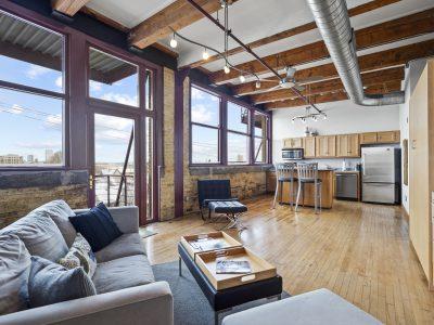 MKE Listing: Stylish Condo at Parts House Lofts
