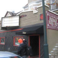 Libby's Lounge, 1682 N. Van Buren St. Photo taken November 19th, 2014 by Michael Horne.