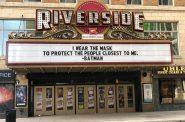 Riverside Theatre. Photo by Dave Reid.